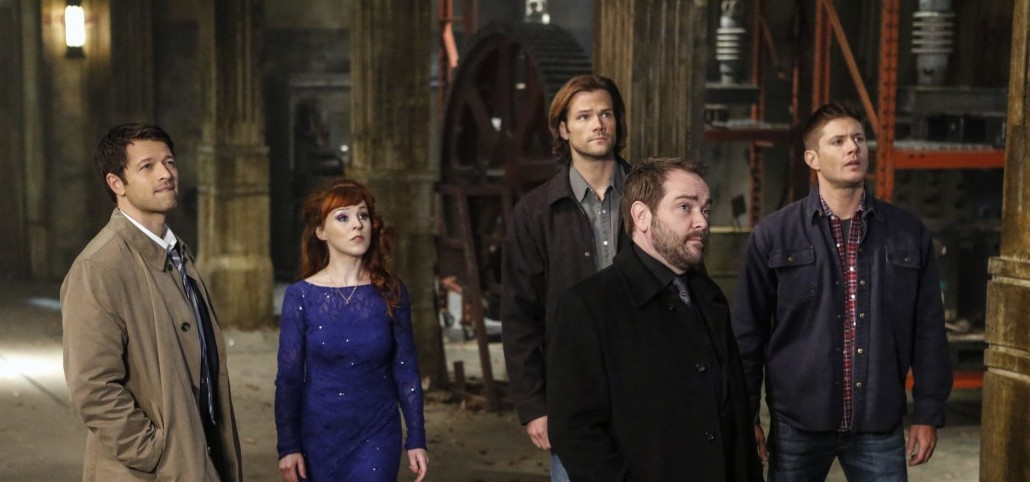 Photos: Supernatural 11×21 & 11×22 HQ Logoless Caps + Stills