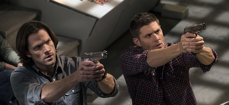 Photos: Supernatural 11×23 'Alpha and Omega' HQ Logoless Caps + Stills