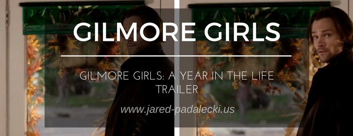 Video + Caps: 'Gilmore Girls: A Year in the Life' Trailer + We're Back Featurette