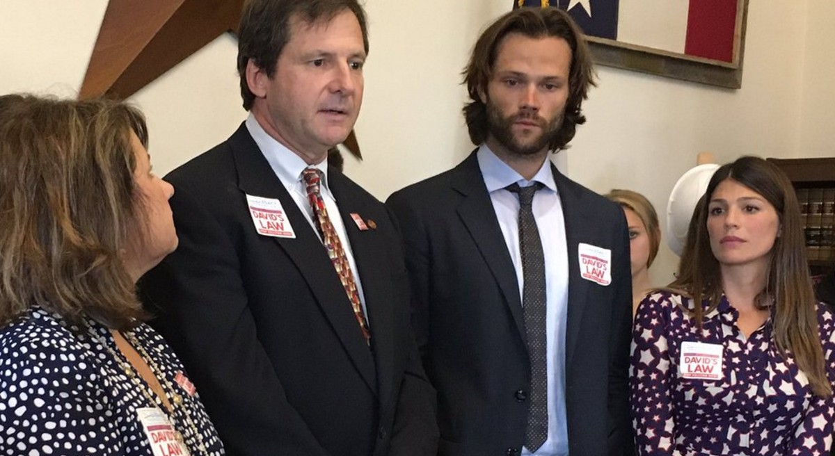 Video: Jared & Gen Advocate for David's Law